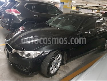 BMW Serie 4 420iA Gran Coupe Executive Aut usado (2016) color Negro Zafiro precio $340,000