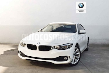 BMW Serie 4 420iA Gran Coupe Executive Aut usado (2019) color Blanco precio $550,000