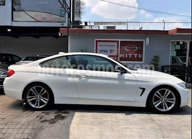 Foto venta Auto usado BMW Serie 4 420iA Gran Coupe Sport Line Aut (2014) color Blanco precio $399,000