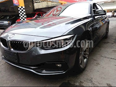 Foto venta Auto usado BMW Serie 4 420iA Gran Coupe Sport Line Aut (2019) color Gris precio $529,900