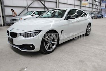 Foto venta Auto usado BMW Serie 4 420iA Gran Coupe Sport Line Aut (2019) color Blanco precio $599,900