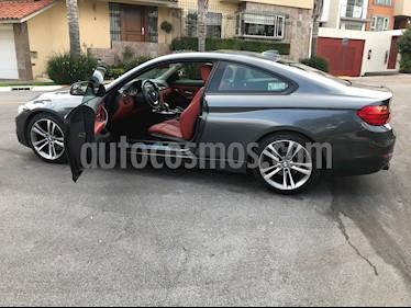 Foto BMW Serie 4 428iA Cabrio Sport Line Aut usado (2014) color Gris Mineral precio $349,000