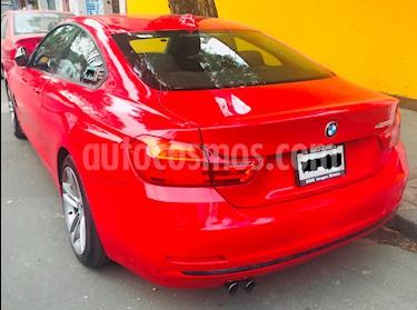Foto venta Auto Seminuevo BMW Serie 4 428iA Cabrio Sport Line Aut (2015) color Rojo precio $515,000