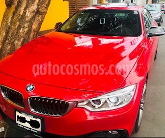 Foto BMW Serie 4 428iA Cabrio Sport Line Aut usado (2015) color Rojo precio $430,000