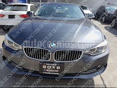 Foto venta Auto Seminuevo BMW Serie 4 428iA Coupe Luxury Line Aut (2016) color Gris Acero precio $465,000