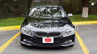 Foto venta Auto usado BMW Serie 4 428iA Coupe Luxury Line Aut (2014) color Negro precio $355,000