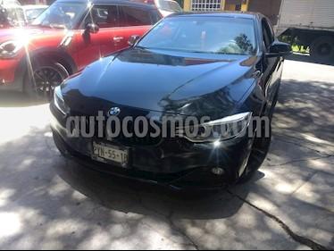 Foto venta Auto Seminuevo BMW Serie 4 428iA Coupe M Sport Aut (2015) color Negro Zafiro precio $450,000