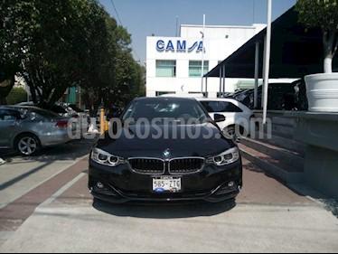 Foto venta Auto usado BMW Serie 4 428iA Coupe Sport Line Aut (2015) color Negro precio $459,000