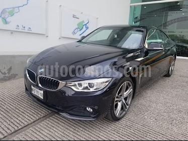 Foto venta Auto usado BMW Serie 4 428iA Coupe Sport Line Aut (2014) color Negro Zafiro precio $335,000