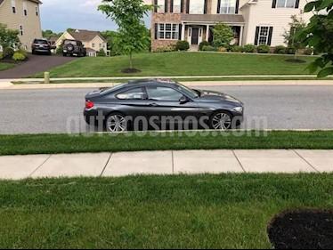 Foto venta Auto usado BMW Serie 4 428iA Coupe Sport Line Aut (2015) color Gris precio $380,000