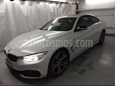 Foto venta Auto usado BMW Serie 4 428iA Coupe Sport Line Aut (2014) color Blanco Mineral precio $325,000