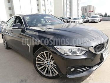 BMW Serie 4 428iA Gran Coupe Luxury Line Aut usado (2016) color Negro precio $395,000
