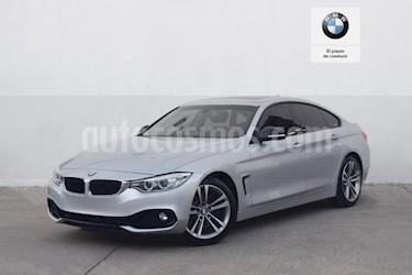 Foto venta Auto Seminuevo BMW Serie 4 428iA Gran Coupe Sport Line Aut (2015) color Plata precio $475,200