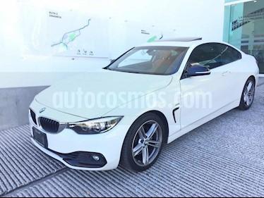 Foto BMW Serie 4 428iA Gran Coupe Sport Line Aut usado (2018) color Blanco precio $539,500