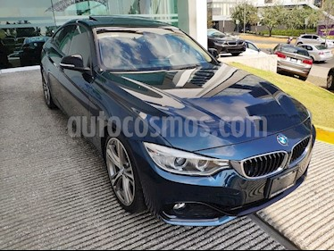 Foto venta Auto usado BMW Serie 4 428iA Gran Coupe Sport Line Aut (2016) color Azul Imperial precio $430,001