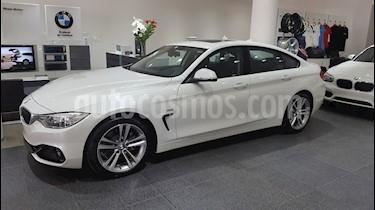 BMW Serie 4 430i Grand Coupe Sport Line nuevo color Blanco Alpine precio u$s65.900