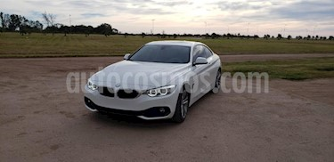 BMW Serie 4 430i Grand Coupe Sport Line usado (2018) color Blanco precio $3.286.000