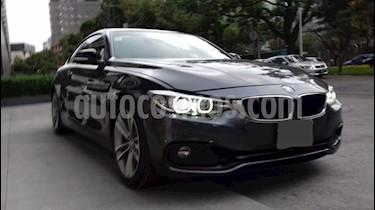 Foto venta Auto usado BMW Serie 4 430iA Coupe Sport Line Aut (2018) color Gris Mineral precio $645,000
