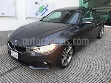 Foto venta Auto Seminuevo BMW Serie 4 430iA Coupe Sport Line Aut (2017) color Gris Mineral precio $498,500
