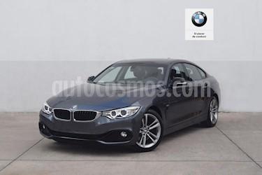 Foto venta Auto Seminuevo BMW Serie 4 430iA Coupe Sport Line Aut (2017) color Gris precio $695,500