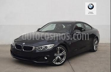 Foto venta Auto Seminuevo BMW Serie 4 430iA Coupe Sport Line Aut (2017) color Negro precio $510,000
