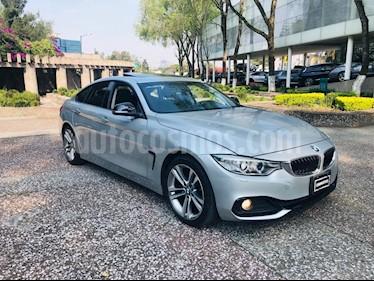 Foto venta Auto usado BMW Serie 4 430iA Gran Coupe Sport Line Aut (2017) color Plata Titanium precio $530,000