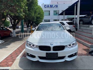 Foto venta Auto usado BMW Serie 4 435iA Cabrio M Sport Aut (2016) color Blanco precio $529,900