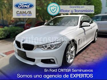 Foto venta Auto usado BMW Serie 4 435iA Cabrio M Sport Aut (2016) color Blanco precio $489,900