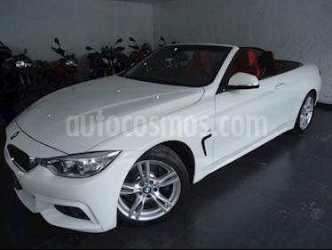Foto venta Auto usado BMW Serie 4 435iA Cabrio M Sport Aut (2016) color Blanco precio $600,000