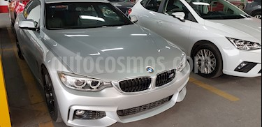 Foto venta Auto usado BMW Serie 4 435iA Coupe M Sport Aut (2015) color Gris Mineral precio $470,000