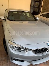 BMW Serie 4 435iA Coupe M Sport Aut usado (2015) color Gris Mineral precio $425,000