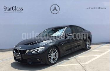 Foto venta Auto usado BMW Serie 4 435iA Coupe M Sport Aut (2016) color Negro precio $499,900