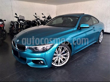 Foto venta Auto usado BMW Serie 4 440iA Coupe M Sport Aut (2018) color Verde precio $650,000
