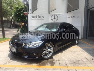 Foto venta Auto usado BMW Serie 4 440iA Gran Coupe M Sport Aut (2017) color Blanco precio $595,000
