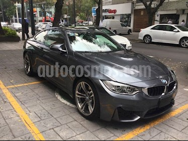 Foto venta Auto usado BMW Serie 4 M4 COUPE AUT (2015) color Gris precio $739,000