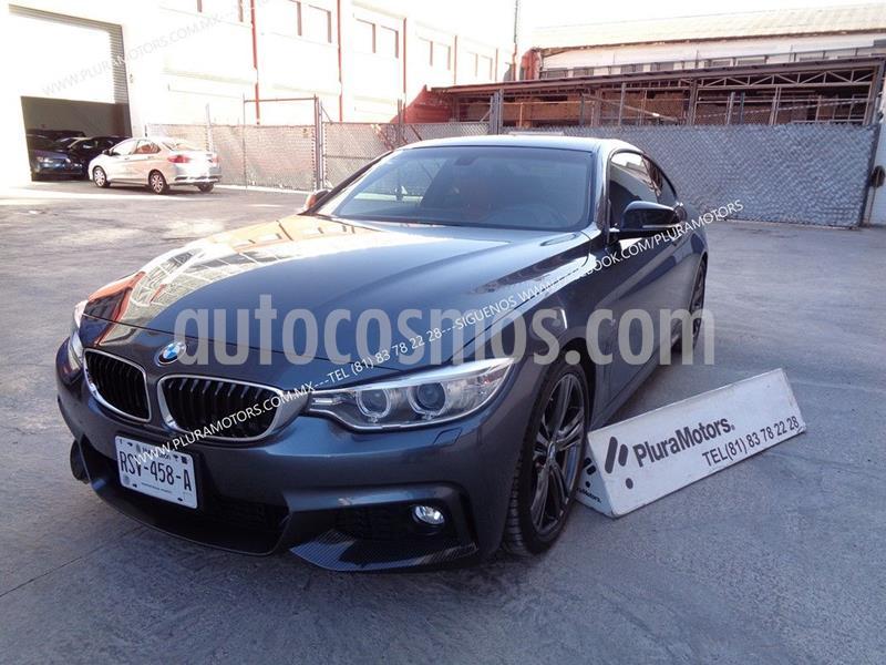 BMW Serie 4 440iA Coupe M Sport Aut usado (2017) color Granito precio $519,000