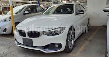 BMW Serie 4 4p 420i G Coupe Sport Line L4/2.0/T Aut usado (2019) color Blanco precio $429,900