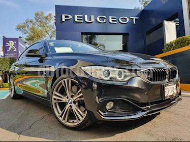 BMW Serie 4 4p 430i G Coupe Sport Line L4/2.0/T Aut usado (2017) color Negro precio $469,900