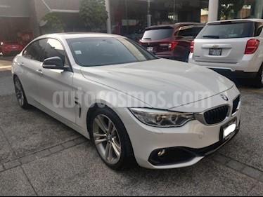 BMW Serie 4 5P 430I SPORT LINE GRAN COUPE TA L4 2.0T usado (2017) color Blanco precio $469,000
