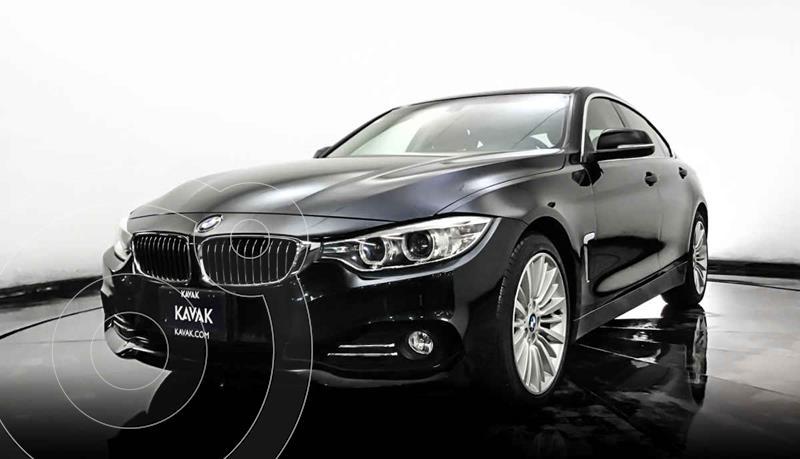 BMW Serie 4 Version usado (2016) color Negro precio $397,999