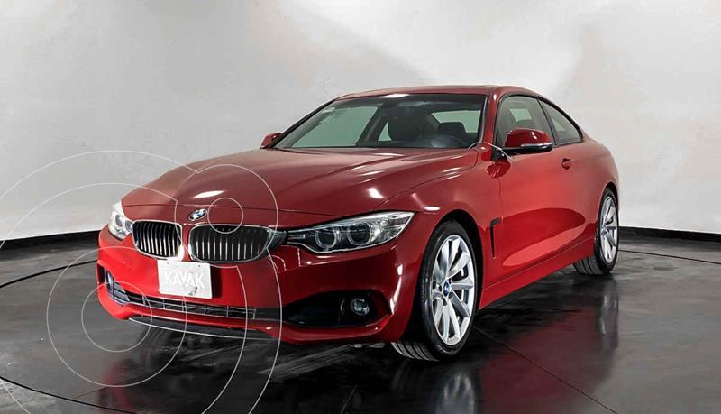 Foto BMW Serie 4 Version usado (2016) color Rojo precio $374,999