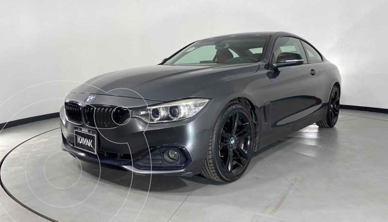 BMW Serie 4 428iA Coupe Sport Line Aut usado (2014) color Gris precio $367,999
