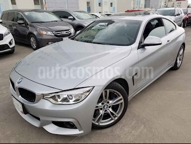 BMW Serie 4 2p 435i Coupe M Sport L6/3.0/T Aut usado (2015) color Plata precio $380,000