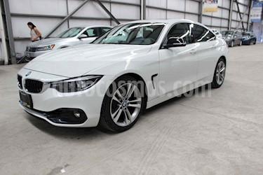BMW Serie 4 2p 420i Coupe Sport Line L4/2.0/T Aut usado (2019) color Blanco precio $487,900