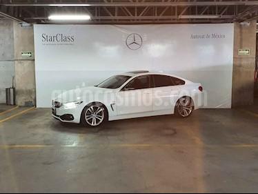 BMW Serie 4 4p 430i G Coupe Sport Line L4/2.0/T Aut usado (2018) color Blanco precio $549,000