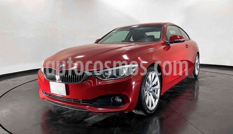BMW Serie 4 Version usado (2016) color Rojo precio $364,999