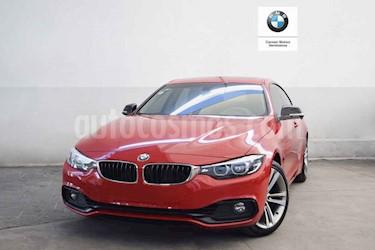 BMW Serie 4 420iA Gran Coupe Sport Line Aut usado (2019) color Rojo precio $570,000
