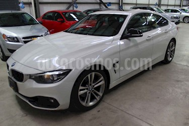 foto BMW Serie 4 420iA Gran Coupe Aut usado (2019) color Blanco precio $499,800