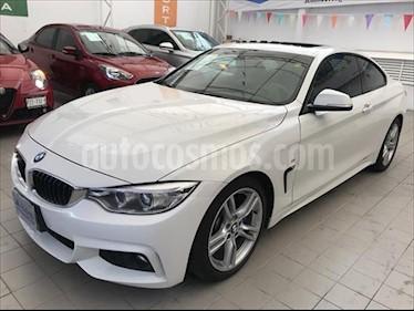 BMW Serie 4 4P 435I G COUPE M SPORT L6/3.0/T AUT usado (2015) color Blanco precio $440,000