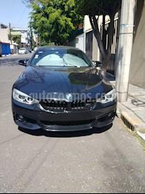 BMW Serie 4 435iA Cabrio M Sport Aut usado (2016) color Negro Zafiro precio $520,000